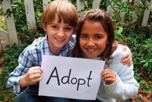 copii adoptati